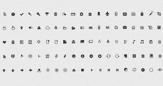 icons for webdesign